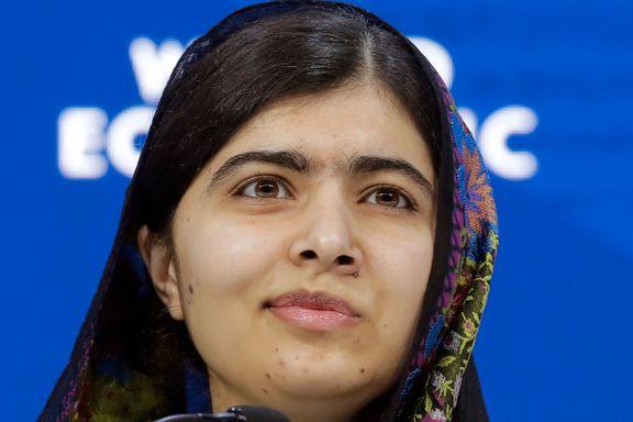 Malala tilbake i Pakistan etter seks år