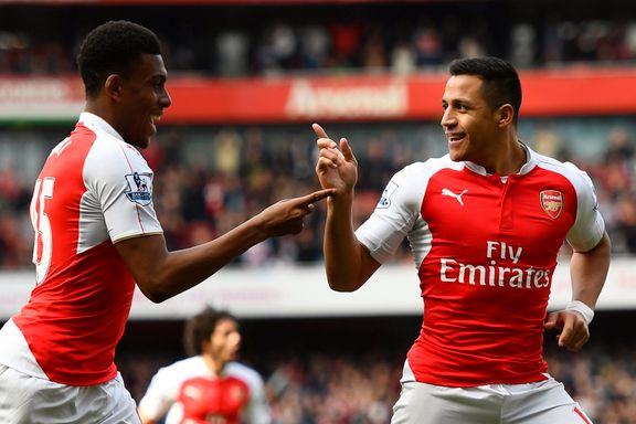 Storseier for Arsenal - Sánchez storspilte