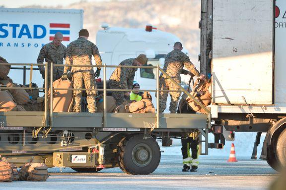 Norge vil at flere utenlandske soldater øver i nord