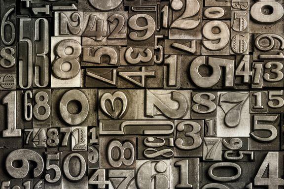 Tallene betyr så lite, men styrer livene våre så mye | Amalie Josefine Nilsen