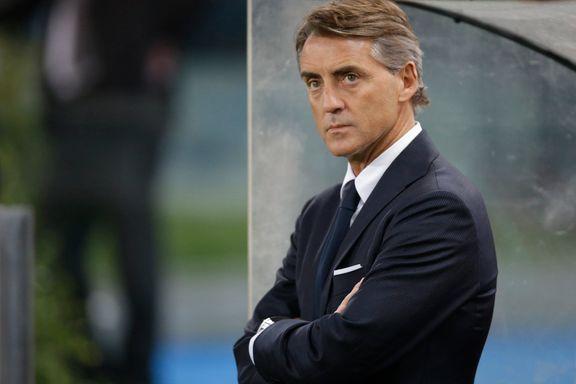 Mancini raser mot trenerkollega: - Han er en rasist
