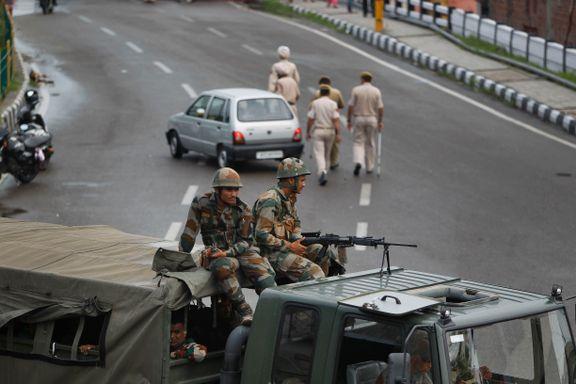 Innbyggere i Kashmir mister rettigheter