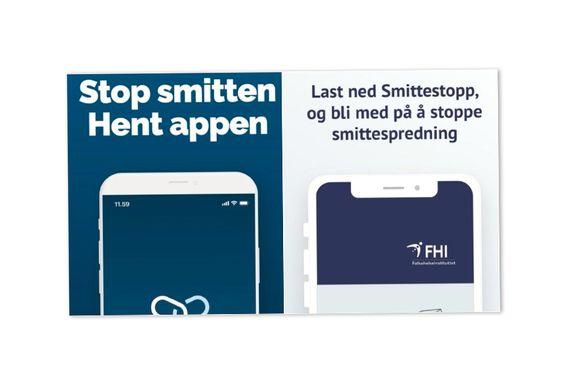 Ser du forskjellen? Flere tusen nordmenn kan ha lastet ned feil app.