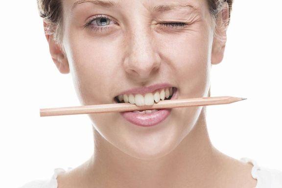 Smil! Særlig når du er sur :(