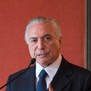 Brasils president tiltalt for korrupsjon