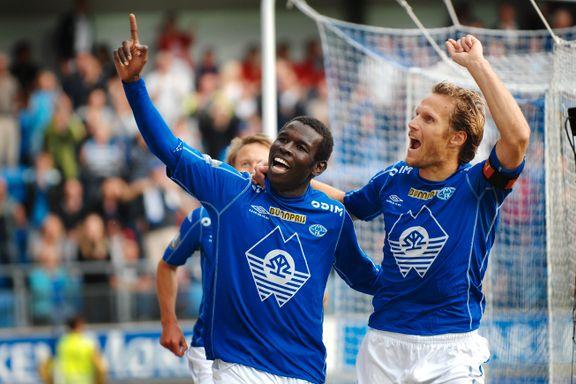Diouf skal spille mot Molde