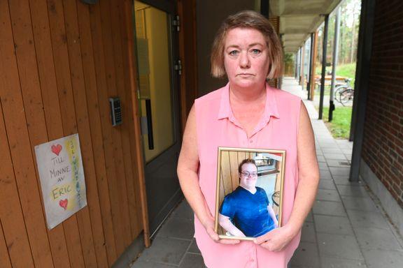 Sønnen hadde Downs syndrom og ble skutt. Nå håper hun politiet endrer seg.
