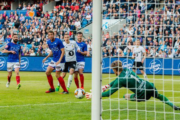 Stengel-kanon reddet uavgjort mot Rosenborg