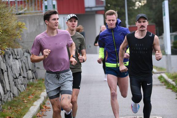 Team Ingebrigtsen: Her starter jakten på OL-gull