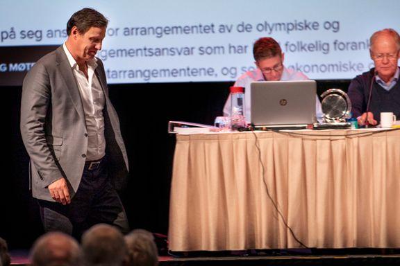 NIF vedtok «OL-sondering» – Hordaland forutsetter at deres planer lever videre