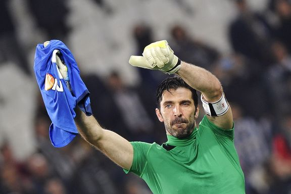 Italiensk supermann med supergener