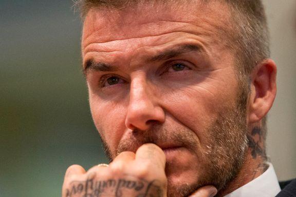 Beckham kjøper seg inn i engelsk fotballklubb
