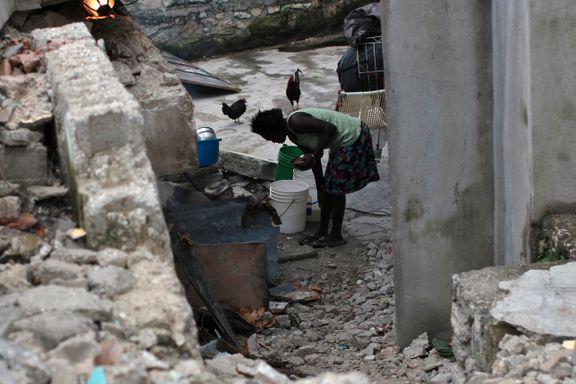 Skandale rammer britisk bistandsgigant – utnyttet jordskjelvofre som prostituerte