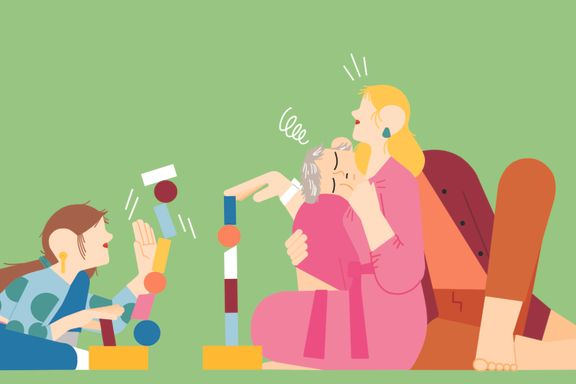 Nei, du kan ikke bestemme hvordan barnet ditt skal utvikle seg. Likevel er du helt avgjørende.