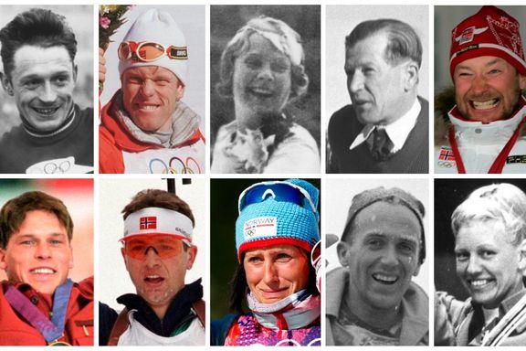 Her er de 10 største norske OL-øyeblikkene
