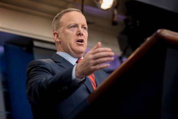 Trumps talsmann måtte beklage sleivete Hitler-uttalelse