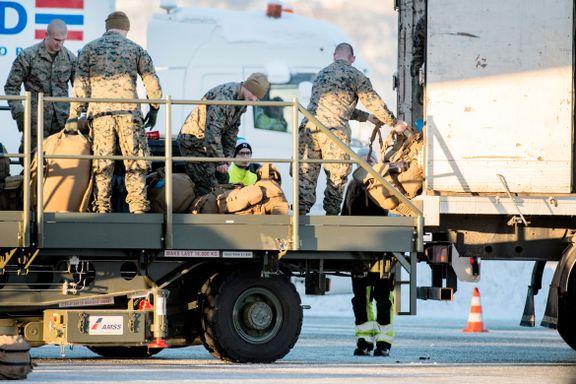 Aftenposten mener: Forsvarsavtalen med USA må ikke sies opp