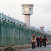 EU innfører sanksjoner mot Kina for første gang på over 30 år