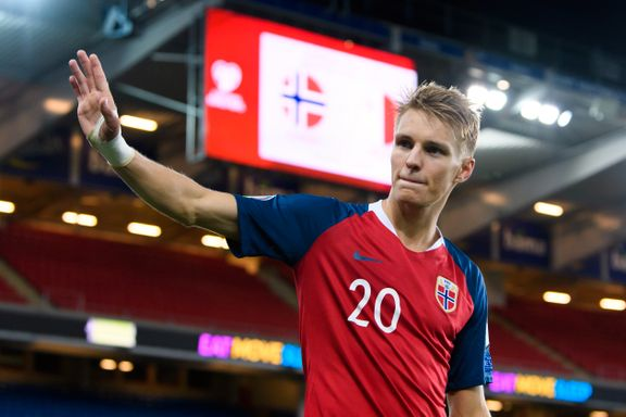 Ødegaard med Sverige-stikk før skjebnekampen: – Lillebror