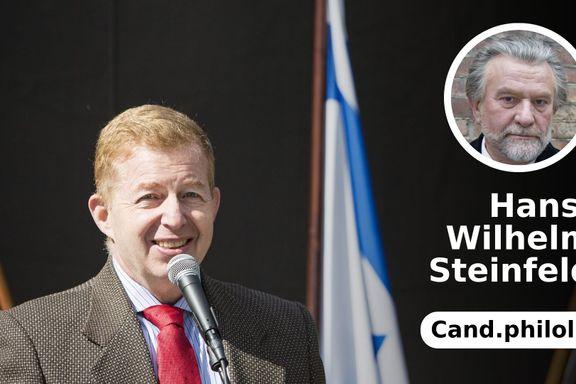 Israels ambassadør har rotet det til for seg selv
