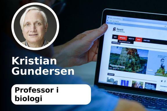 Facebook-venstre og ytringsfriheten | Kristian Gundersen