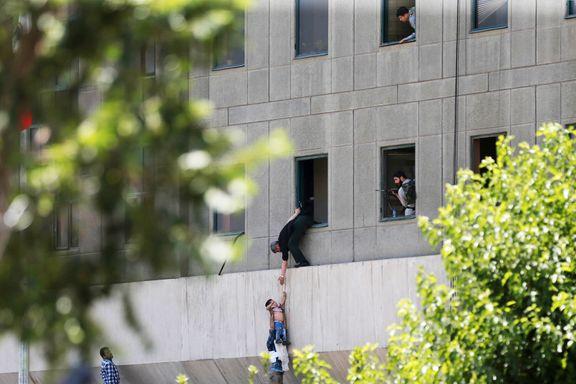 Hjernen bak angrepene i Teheran er drept