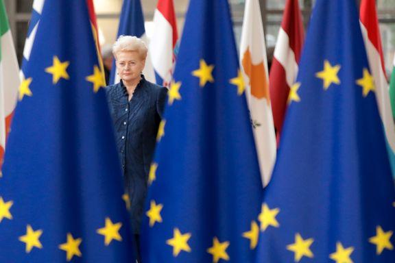 Litauens president: EU-land vurderer å utvise russere etter nervegiftangrepet i Storbritannia