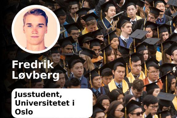 Det er ingen menneskerett å studere på Berkeley