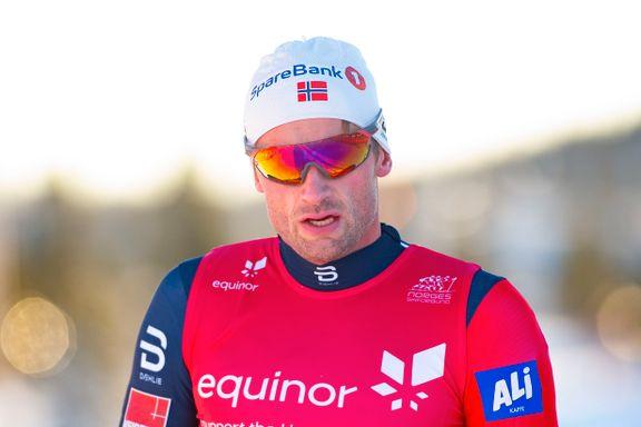 Northug står over på Lillehammer