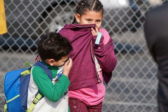 USA: Fly dumpet drivstoff på barneskoler