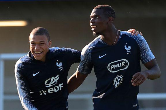 Frankrikes VM-stjerner gir et nytt ansikt til Paris beryktede forsteder
