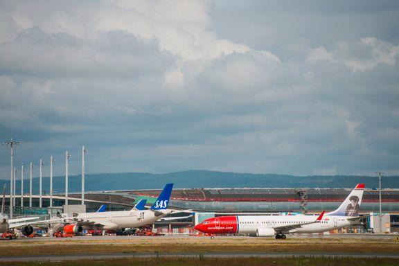 Oslo Lufthavn kan bli minst i Skandinavia igjen