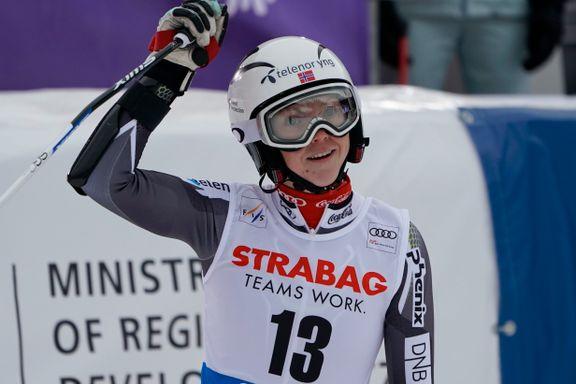 Lysdahl med karrierebeste da Shiffrin satte verdenscuprekord