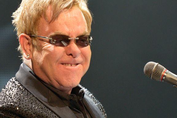 Elton John innlagt på intensiven