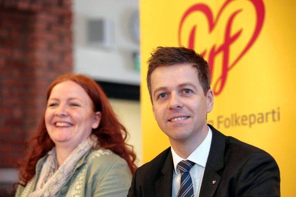 KrFs valgkomité vraker Dagrun Eriksen som nestleder