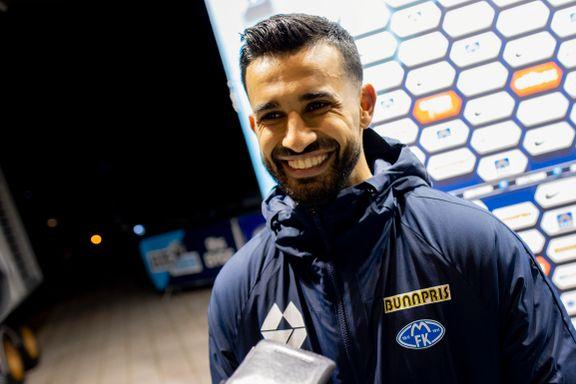 Molde-kontrakten gikk ut ved nyttår. Nå har Hussain bestemt seg.