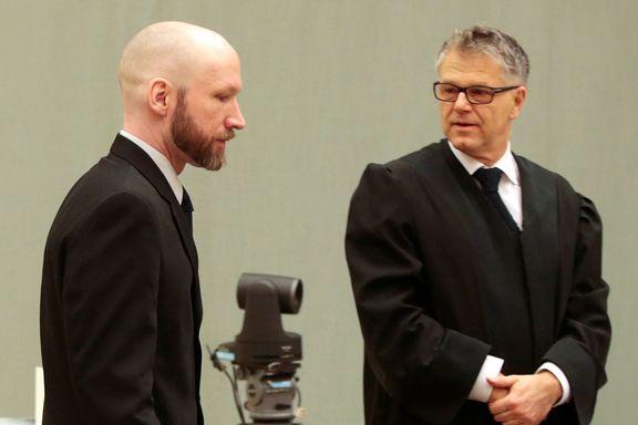 Breiviks sprikende selvbilde