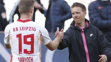 Bayern-legende er overbevist om at Sørloth-trener Nagelsmann overtar
