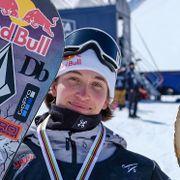 Snowboard-Marcus nominert til amerikansk prestisje-pris: – Rått
