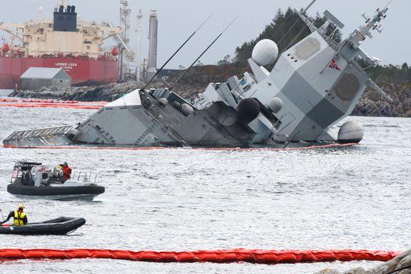 Hva må gjøres etter fregattskandalen?
