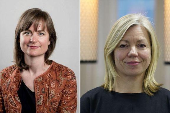 Klassekampens redaktør støtter Eva Jolys kritikk. – Vi driver ikke med kampanjer, svarer Trine Eilertsen.