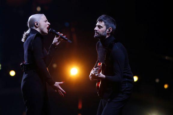 De bringer storpolitikken inn også i årets Eurovision