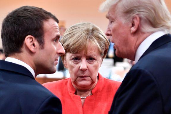 De andre landene isolerte USA i klimaspørsmålet, men G20-lederne unngikk sammenbrudd