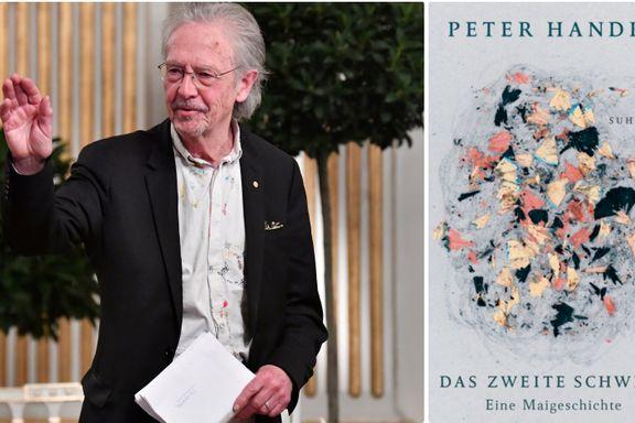 Den kontroversielle nobelprisvinnerens nye bok tar en uventet vending