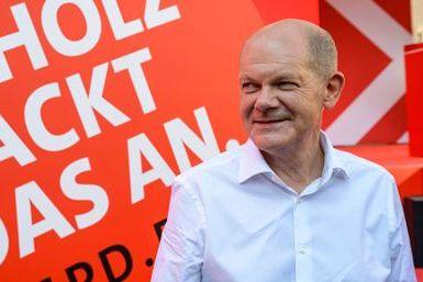 En ny tørrpinn kan bli tysk kansler
