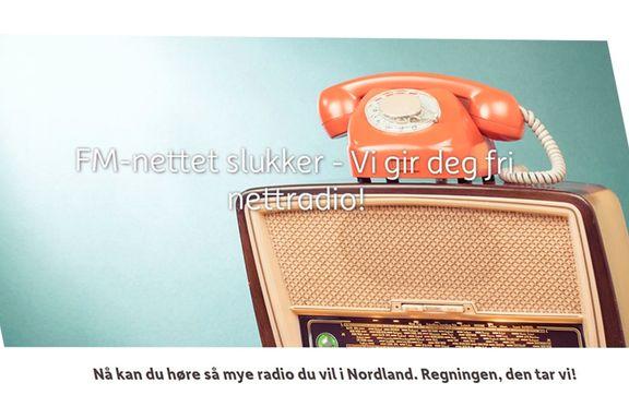 Onecall reklamerer med gratis nettradio – som du kan risikere å betale for