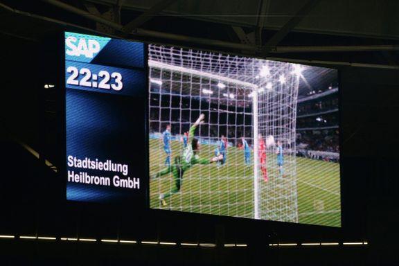 Skandalemål i Bundesliga