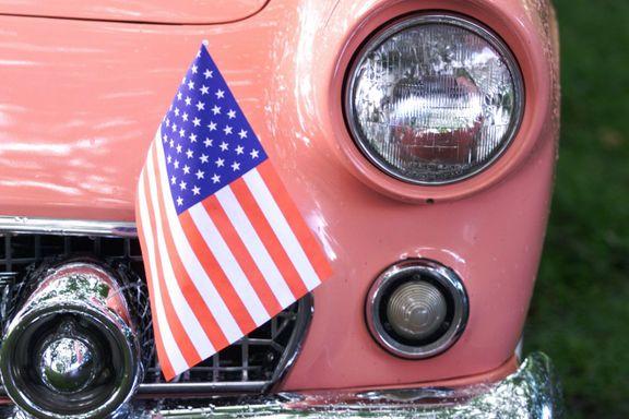 Oslo sier nei til amerikanske veteranbiler under  4. juli-feiring