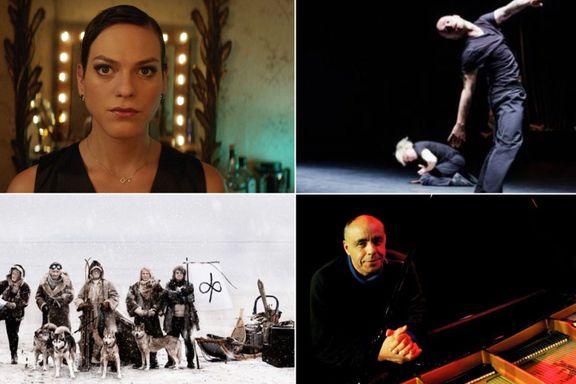 Film fra Sør, Mozart-fest og Cosmopolite-jubileum