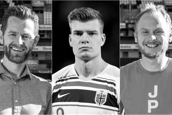 Fire storklubber jaktet Sørloth: Fikk telefon fra Mourinho